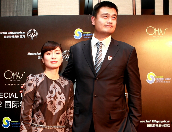 Heart Of Gold: MING FUNG JEWELLERY Hosts Olympics Fundraiser
