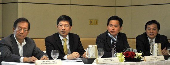 mr hsiao In 2015, mr yao hsiao tung was 75 years old and looking to slow down he'd begun seeking his successor as chief executive officer of hi-p international, a contract manufacturer for customers including apple and amazoncom.